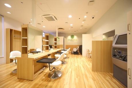 話題の営業時間が短い美容室スタッフ平均45歳一人営業無長時間勤務無社保(パート可)